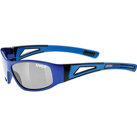 UVEX Sportstyle 509 Glasses Kids blue/silver